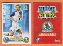 Blackburn Rovers Robbie Savage Wales